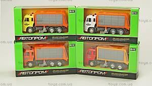 Детский игрушечный мусоровоз, 6515ABCD, купить