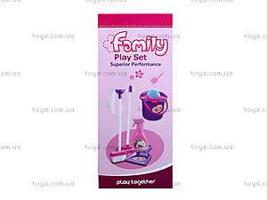Детский игрушечный набор для уборки, 5988AB, фото
