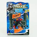 Детский игрушечный набор полицейского, 007-7, фото