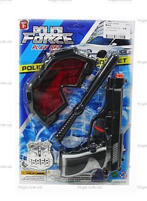 Детский игрушечный набор «Полицейский», LT032-0303