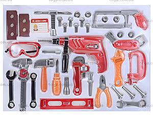 Детский игрушечный набор инструментов, 661-306307, фото