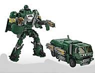 Детский игрушечный Робот  - трансформер , J8012