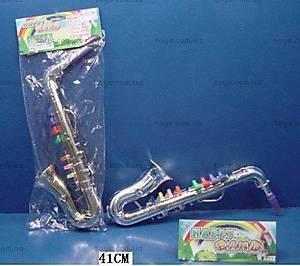 Детский игрушечный саксофон, 3005