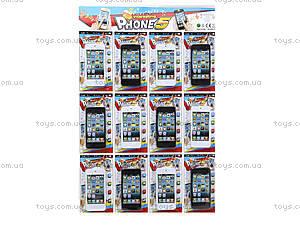 Детский игрушечный смартфон, 6098-21, купить