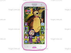 Детский игрушечный телефон со звуковым эффектом, JD-102A, купить
