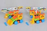 Детский игрушечный трактор «Собери сам», 2016-1ABC, купить
