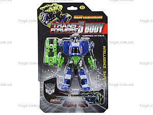 Детский игрушечный трансфоррмер, 2088, купить