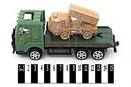 Детский инерционный грузовик , 928-12B