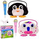 Детский интерактивный микрофон для караоке, 2 вида (M158), M158, купить