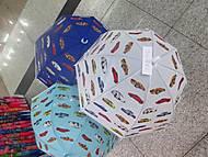 Детский зонтик купол «Машинки», D15916, отзывы