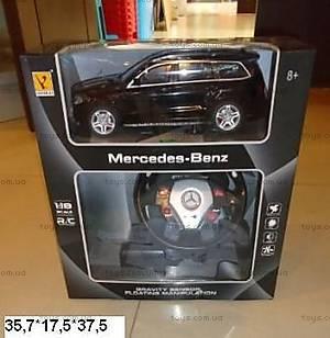 Детский.джип на радиоуправлении Merсedes-Benz , 866-1820BSW