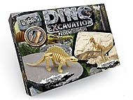 «DINO EXCAVATION» динозавры, DEX-01-02, отзывы