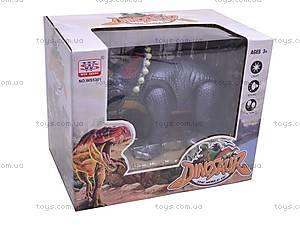 Динозавр интерактивный, WS5301A, игрушки