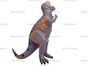 Динозавр резиновый, 6 видов, 2404, купить