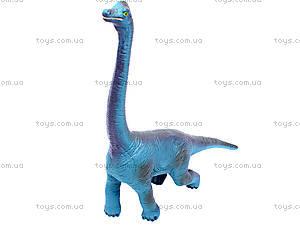 Динозавр резиновый, 6 видов, 2404, фото