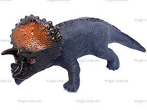 Динозавр резиновый, 6 видов, 2404, цена