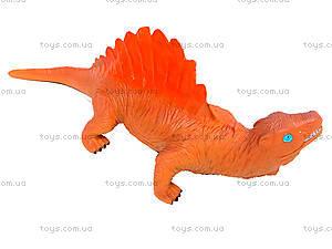 Динозавр резиновый, 6 видов, 2404, магазин игрушек