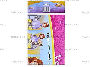 Плакат с наклейками «София. Английский», Ч457017А, фото