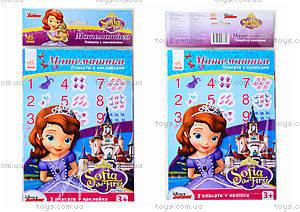 Плакаты с наклейками «Математика», Л457010РУ