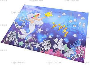 Постер-раскраска Disney «Ариэль», С457033РУ, фото