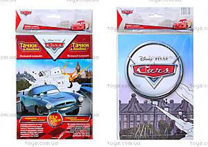 Постер-раскраска Disney «Тачки в Лондоне» , С457045РУ