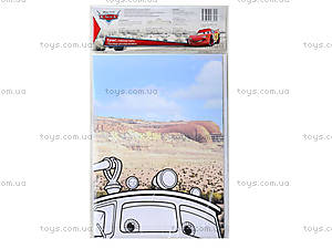 Постер-раскраска Disney «Тачки в Радиатор-Спрингс», С457046РУ, фото