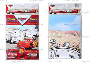 Постер-раскраска Disney «Тачки в Радиатор-Спрингс», С457046РУ