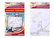 Раскраска-плакат «Летачки. Лётная школа », С457054РУ, фото