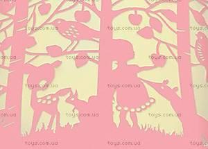 Подвесной абажур «В лесу», DD04641, фото