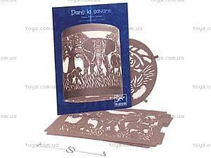Подвесной абажур «В саванне», DD04642, купить