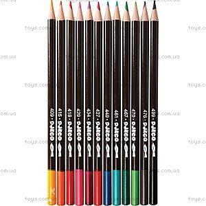 Цветные карандаши DJECO, 12 штук, DJ08824, фото