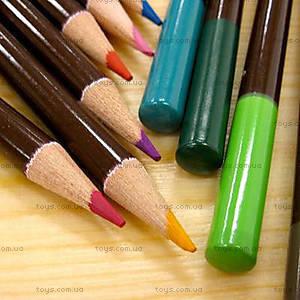 Цветные карандаши DJECO, 12 штук, DJ08824, отзывы