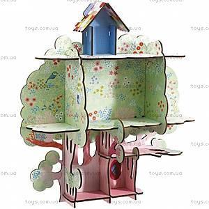 Этажерка «Дом белочки», DD03200