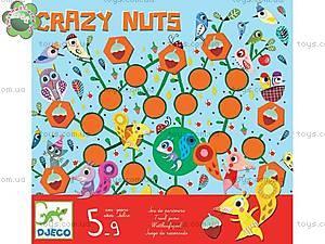 Настольная игра «Сумасшедшие орехи», DJ08425
