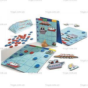 Настольная тактическая игра «Морской бой», DJ05270, купить