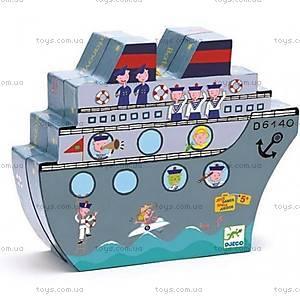 Настольная тактическая игра «Морской бой», DJ05270