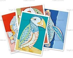 Комплект для рисования кистями «Мотив искусство», DJ08648, фото