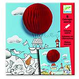 Художественный комплект  для рисования «Веселый шар», DJ09648