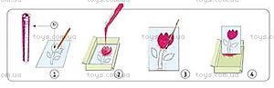 Художественный набор для рисования блестками «Мода», DJ09506, купить