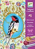 Художественный набор для рисования блестками «Птицы с блестками», DJ09501, купить