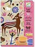 Рисование цветным песком «Чудеса леса», DJ08662, купить