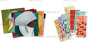 Художественный комплект рисование кистями «Мотивы», DJ08730, купить