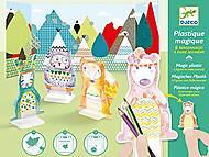 Набор для поделок из пластика «Pow Wow», DJ09493, магазин игрушек