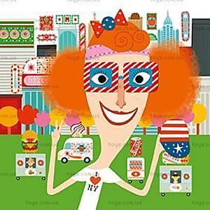 Художественный комплект с наклейками «Каламбур», DJ08934, цена