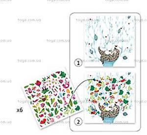 Художественный комплект с наклейками «Весна», DJ08933, купить