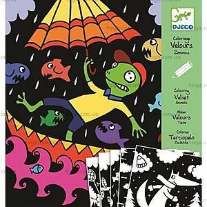 Художественный комплект для рисования «Животные», DJ09620