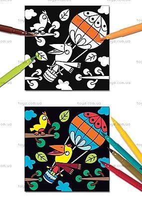 Художественный комплект для рисования «Птица», DJ09621, купить