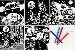 Художественный комплект для рисования «Лес», DJ09623, цена