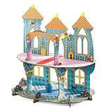 Конструктор 3D из картона «Замок чудес», DJ07702