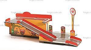 3D конструктор из картона «Гараж», DJ07705, купить